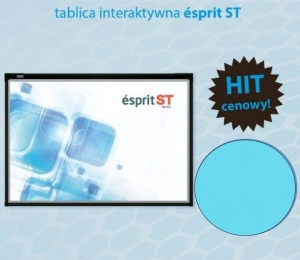 Tablica interaktywna ESPRIT_ST